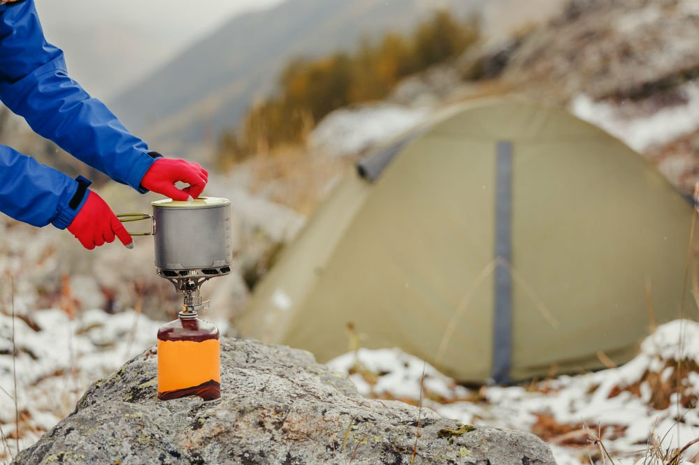 Lovehope Mini Gas Camping Stove Review