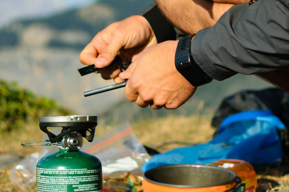 Types of Backpacking Stoves