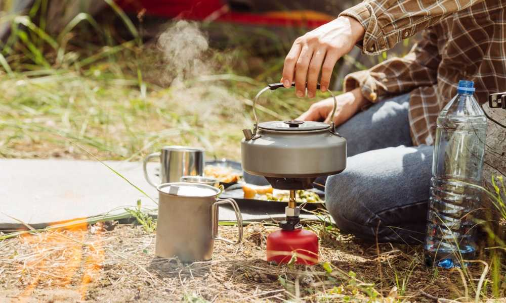 How to Make a Backpacking Stove A Beginner's Guide