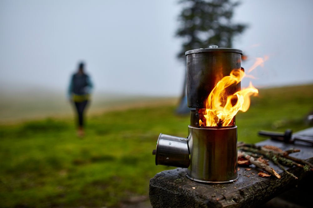 Vargo Hexagon Wood Stove Review Are Portable Wood Stoves Worth It