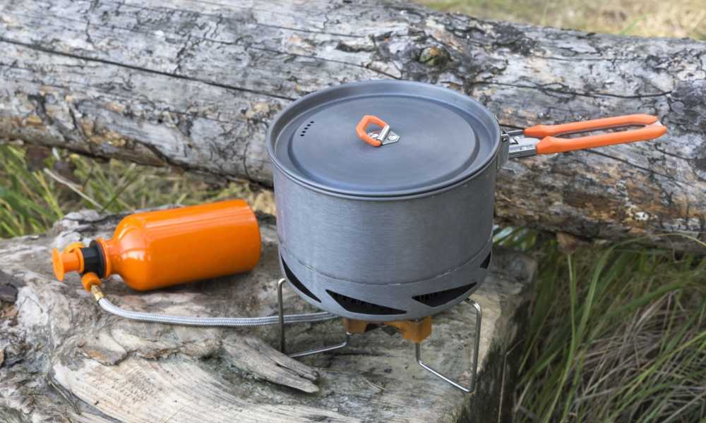 Can It Be the Best Backpacking Canister Stove